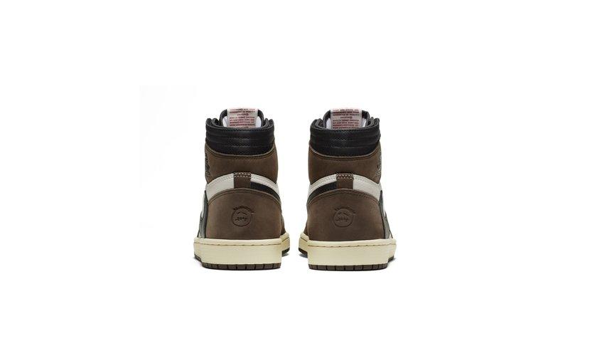 Nike Travis Scott Air Jordan 1 High 'Cactus Jack'