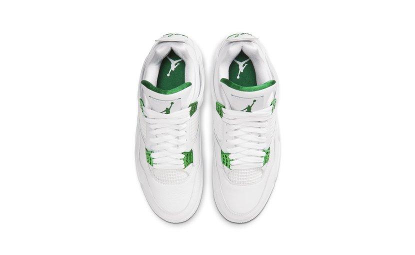 Jordan Air Jordan 4 'Metallic Green'