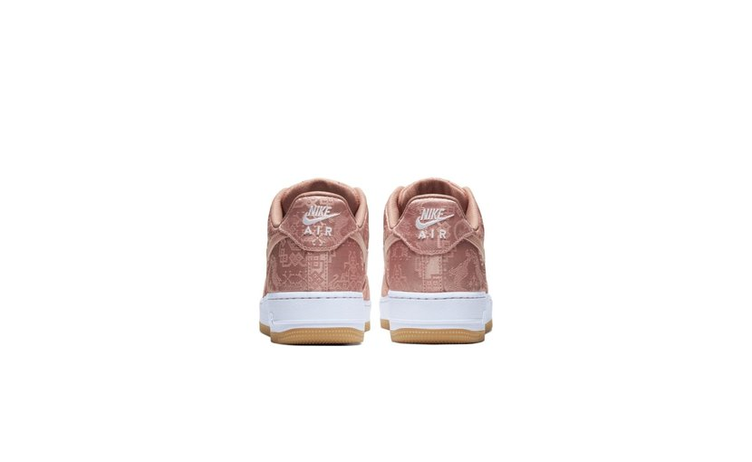 Nike Air Force 1 Low x CLOT 'Rose Gold Silk'