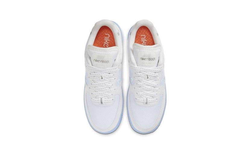Nike Air Force 1 React 'Light Bone'
