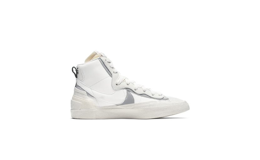 Nike Blazer Mid 'Sacai White Grey'