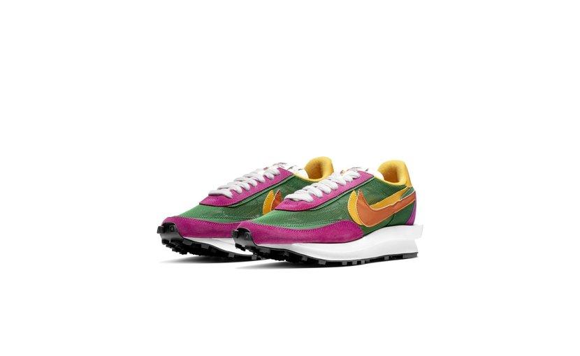 Nike LD Waffle 'Sacai Pine Green'