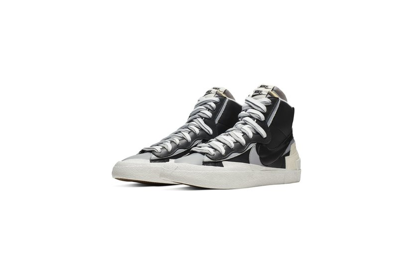 Nike Blazer Mid 'Sacai Black Grey'