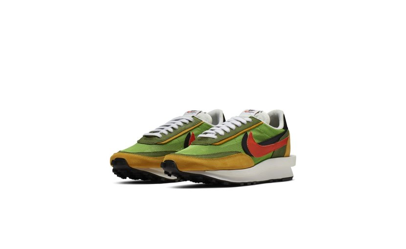 Nike LD Waffle 'Sacai Green'