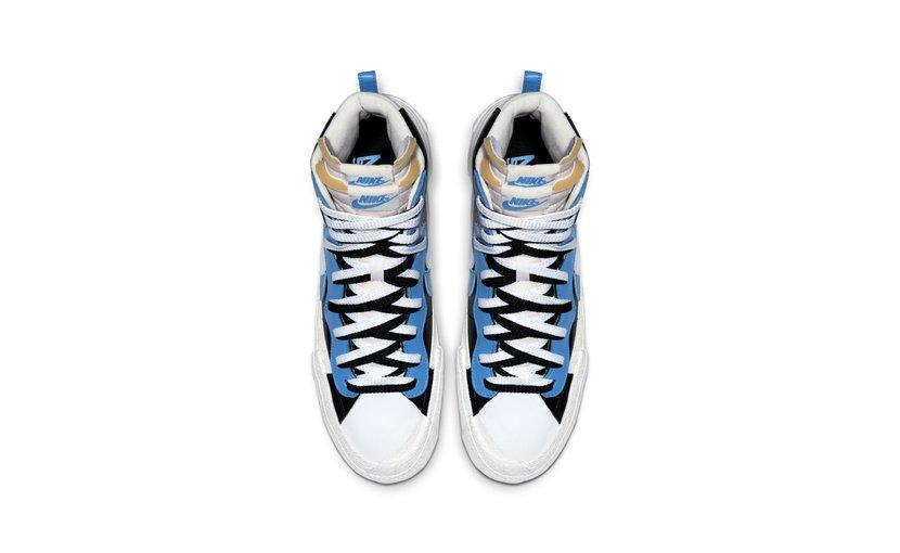 Nike Blazer Mid 'Sacai University Blue'