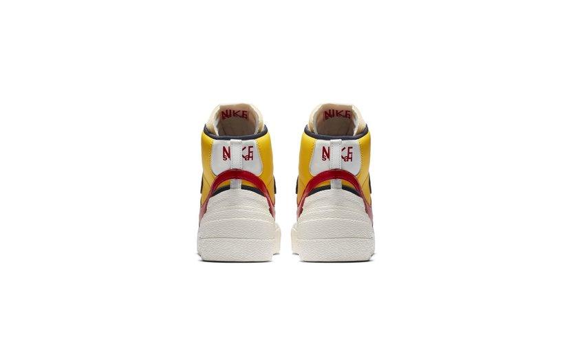 Nike Blazer Mid 'Sacai Varsity Maize'