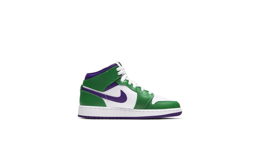 Jordan Air Jordan 1 Mid 'Incredible Hulk' (GS)