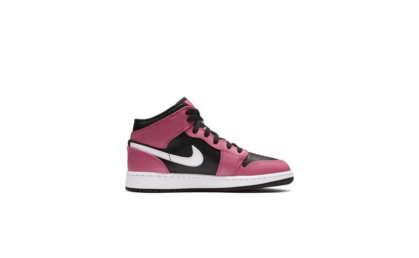 Jordan Air Jordan 1 Mid 'Pinksicle' (GS)