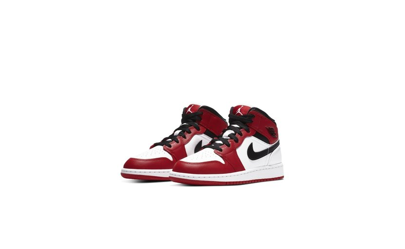 Jordan Air Jordan 1 Mid 'Chicago' (2020) (GS)