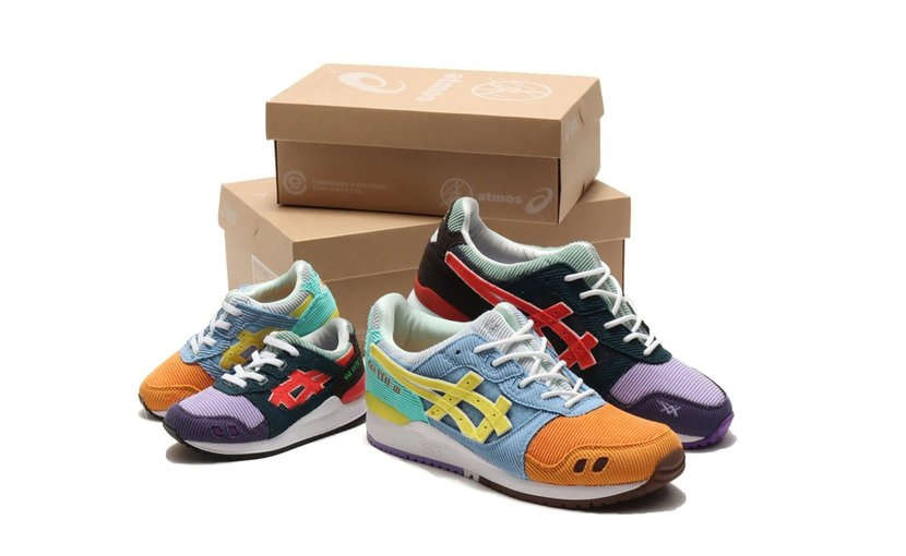 Asics Asics x Sean Wotherspoon x Atmos Gel-Lyte III