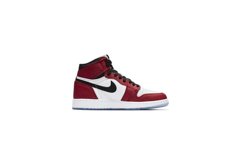 Jordan Air Jordan 1 High 'Spider-Man Origin Story' (GS)