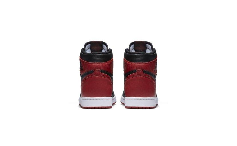 Jordan Air Jordan 1 High 'Bred Banned' (2016)