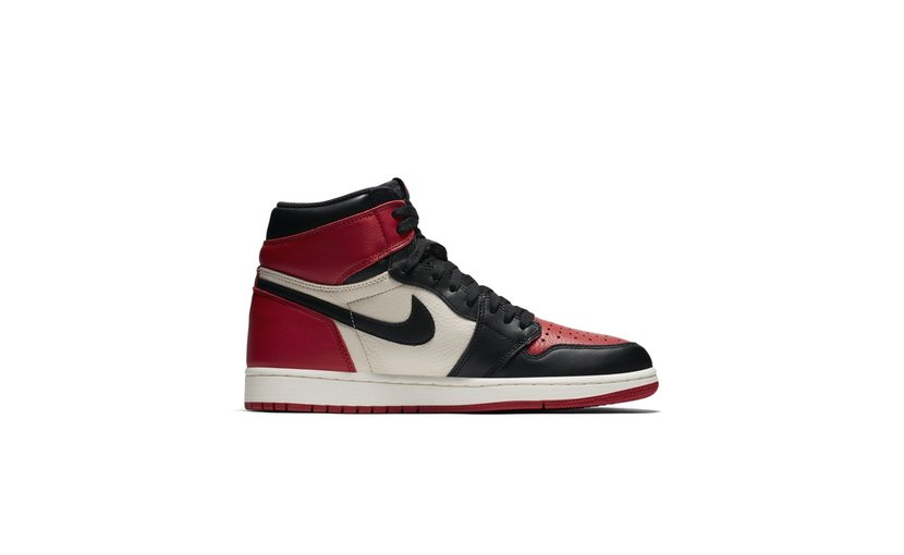 Jordan Air Jordan 1 High 'Bred Toe'