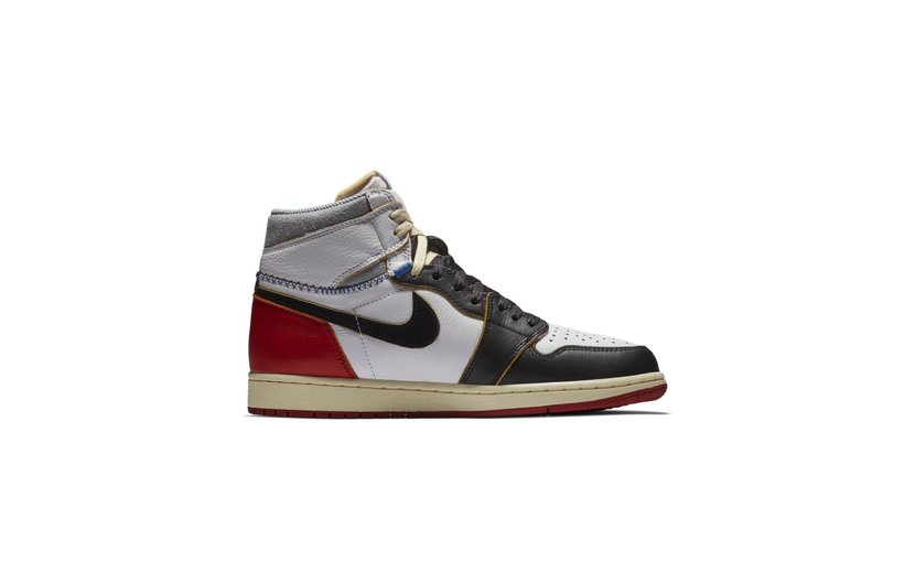 Jordan Air Jordan 1 High 'Union LA Black Toe'