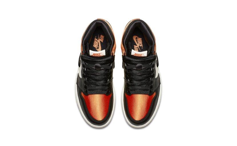 Jordan Air Jordan 1 High 'Satin Shattered Backboard' (W)