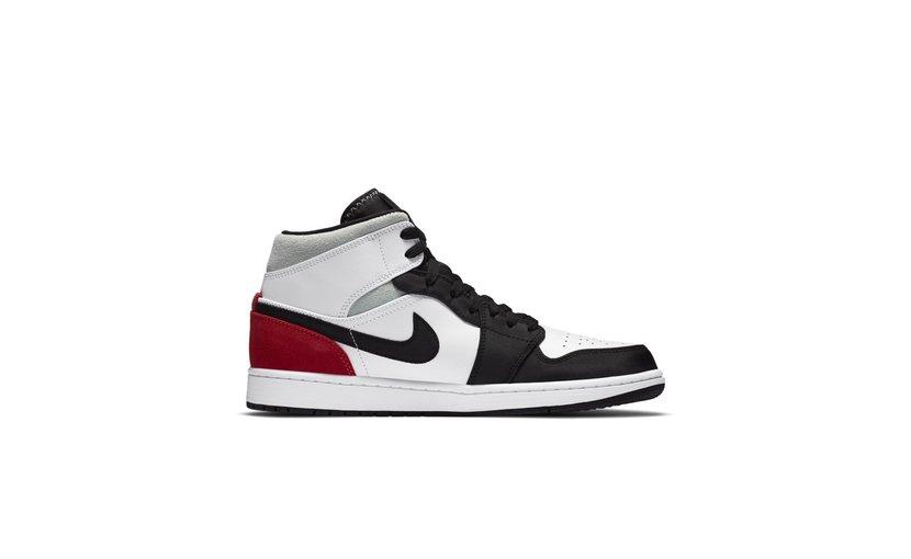 Jordan Air Jordan 1 Mid 'SE Union Black Toe'