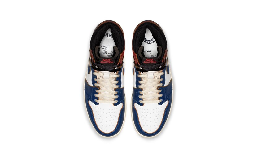 Jordan Air Jordan 1 High 'Union LA Blue Toe'