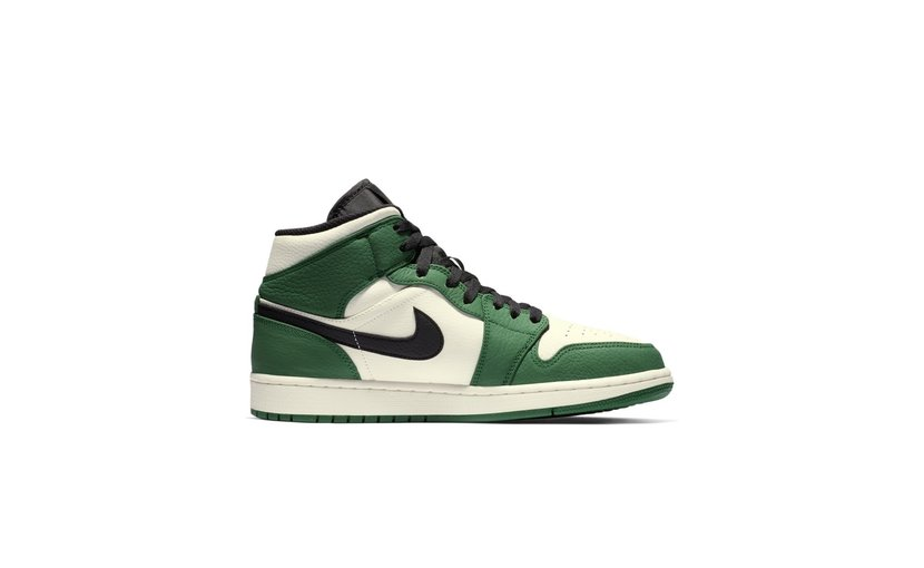 Jordan Air Jordan 1 Mid 'Pine Green'