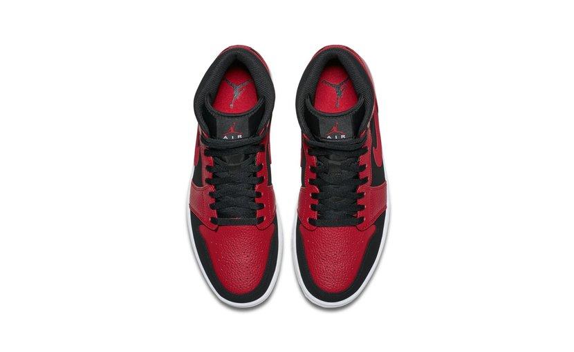 Jordan Air Jordan 1 Mid 'Reverse Bred'