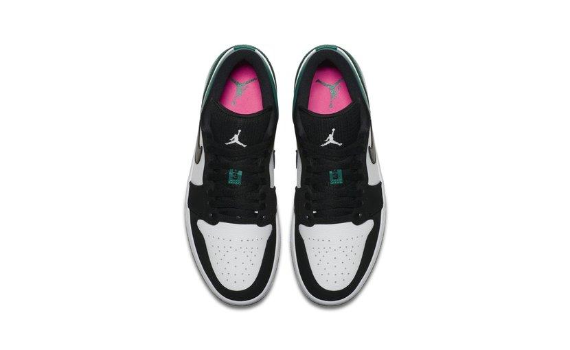 Jordan Air Jordan 1 Low 'Mystic Green'