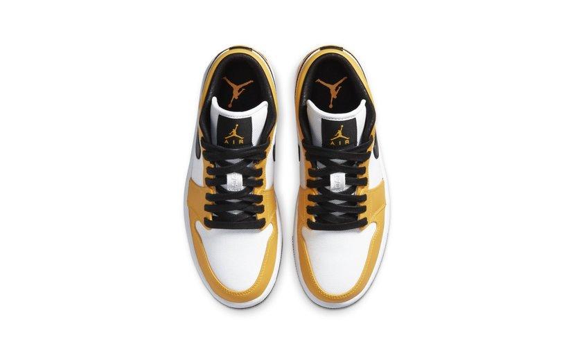 Jordan Air Jordan 1 Low 'Laser Orange' (W)