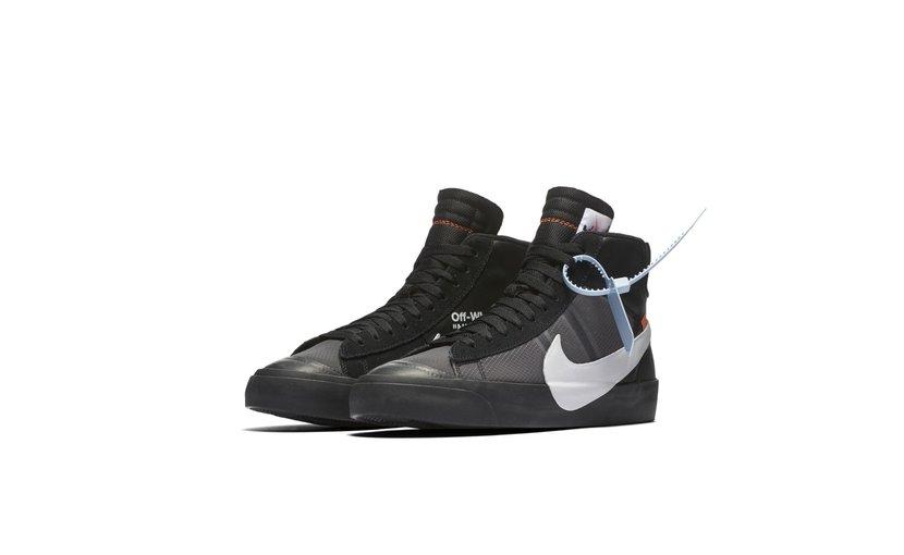 Nike Off-White Blazer Mid 'Grim Reaper'