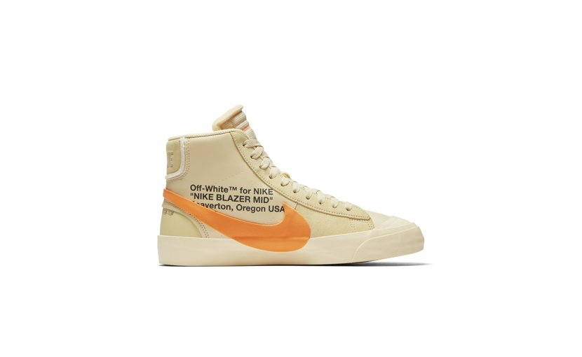 Nike Off-White Blazer Mid 'All Hallow's Eve'
