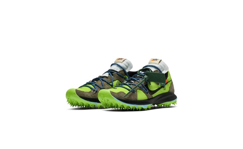 Nike Off-White Zoom Terra Kiger 5 'Electric Green' (W)