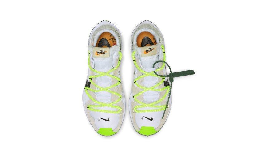 Nike Off-White Zoom Terra Kiger 5 'White' (W)
