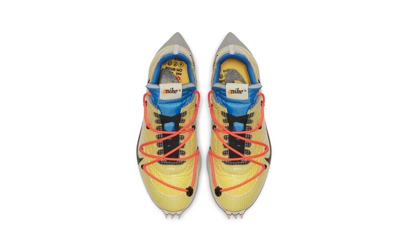 Nike Off-White Vapor Street 'Tour Yellow' (W)