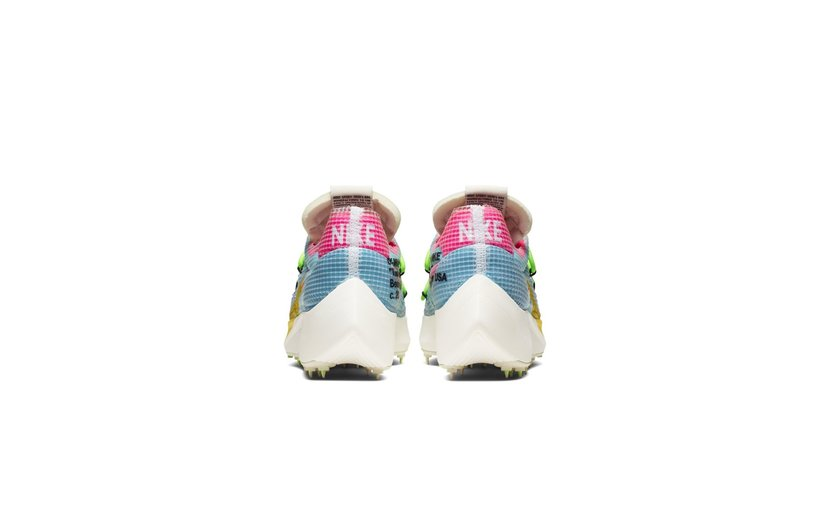 Nike Off-White Vapor Street 'Polarized Blue' (W)