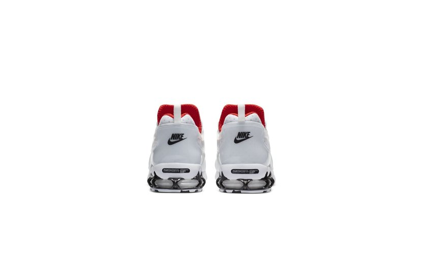 Nike Stüssy Air Kukini Spiridon Cage 2 'White'