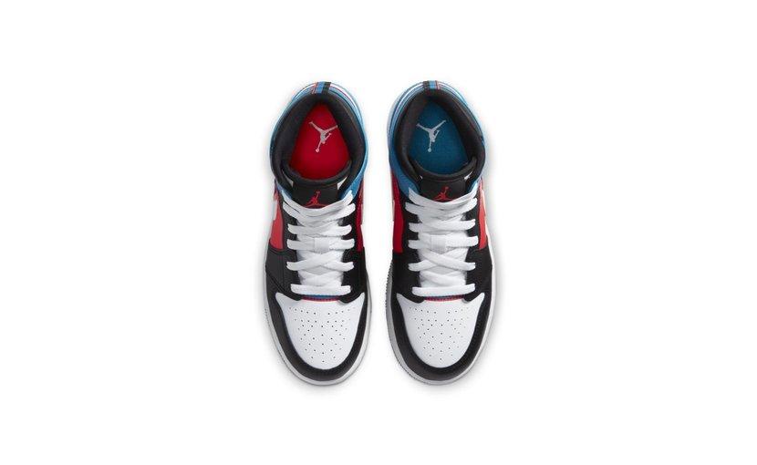 Jordan Air Jordan 1 Mid 'Game Time' (GS)