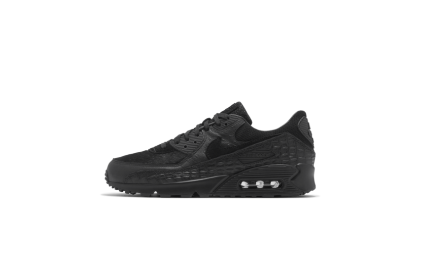 Nike Air Max 90 'Exotic Animal Pack Black'