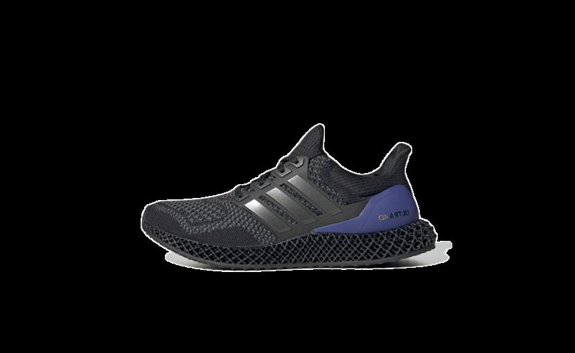 Adidas Ultra4D 'Core Black'