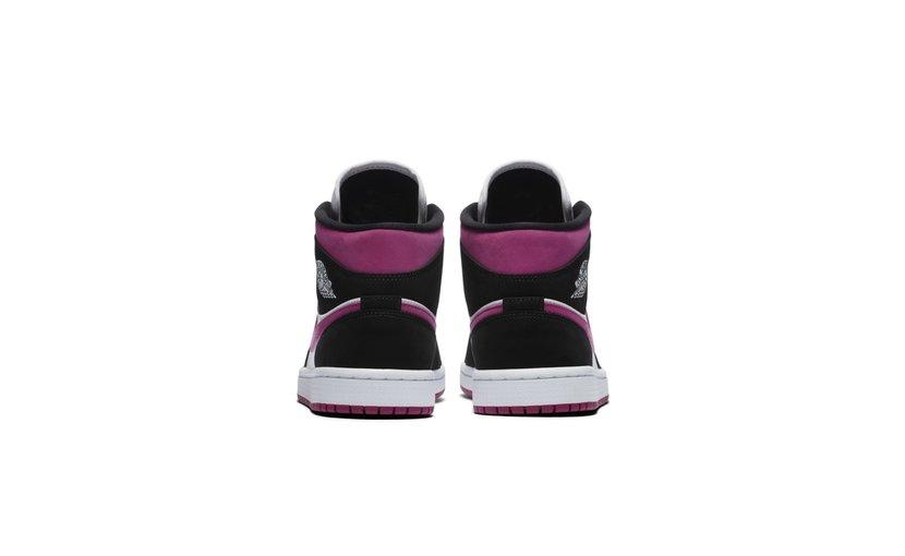 Jordan Air Jordan 1 Mid 'Magenta' (W)