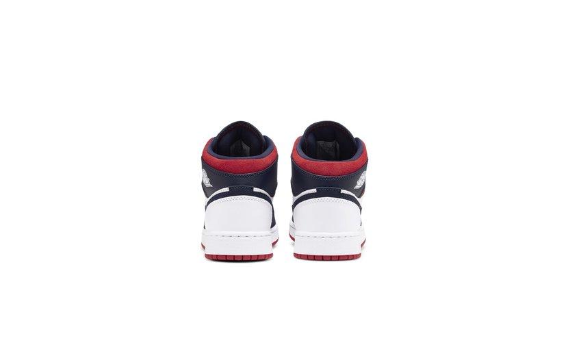 Jordan Air Jordan 1 Mid 'USA' (GS)