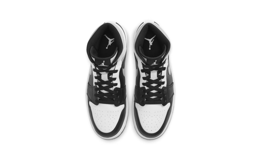 Jordan Air Jordan 1 Mid 'White Shadow'