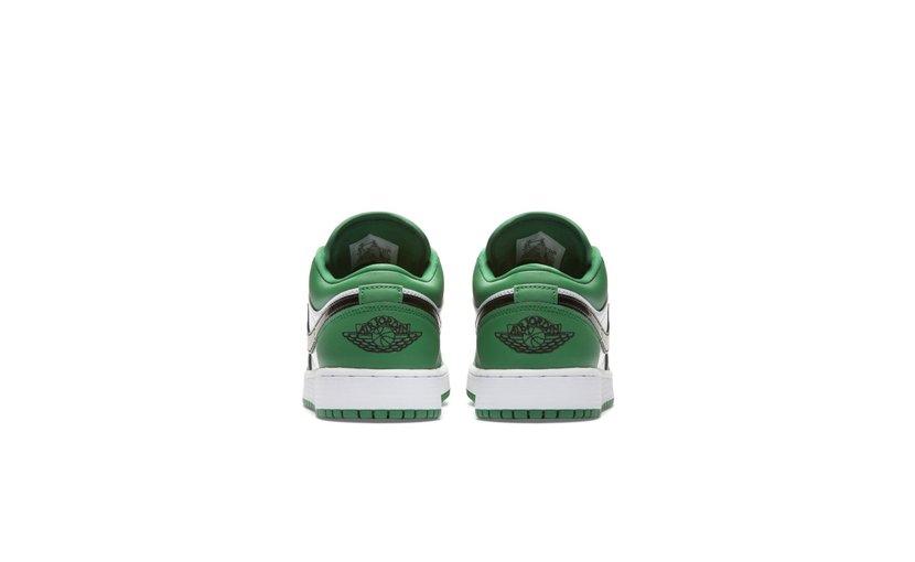 Jordan Air Jordan 1 Low 'Pine Green' (GS)