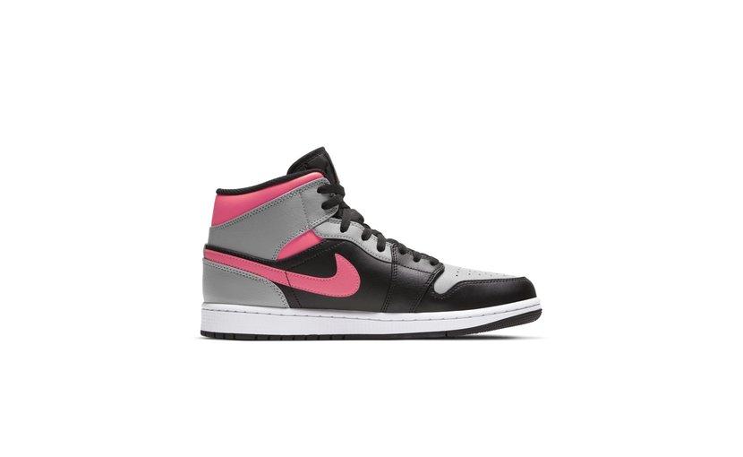 Jordan Air Jordan 1 Mid 'Pink Shadow'