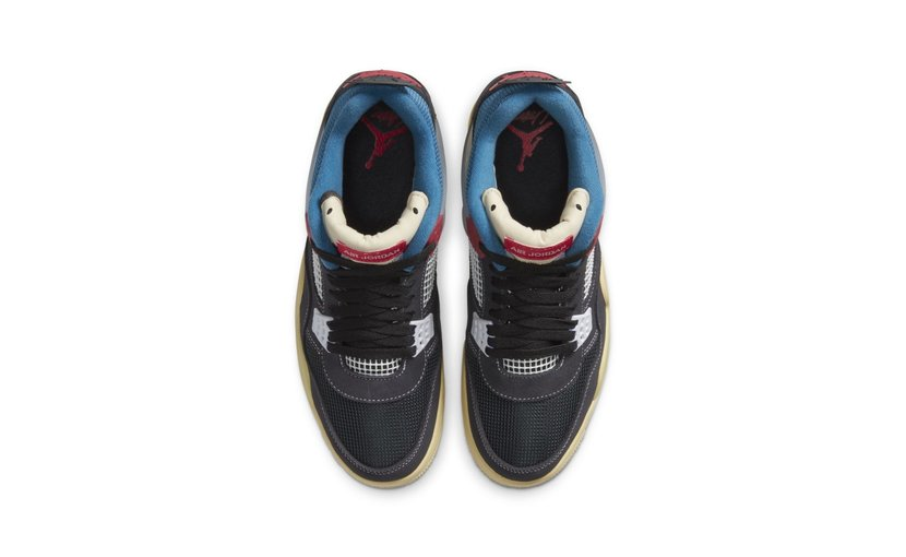 Jordan Air Jordan 4 'Union Off Noir'