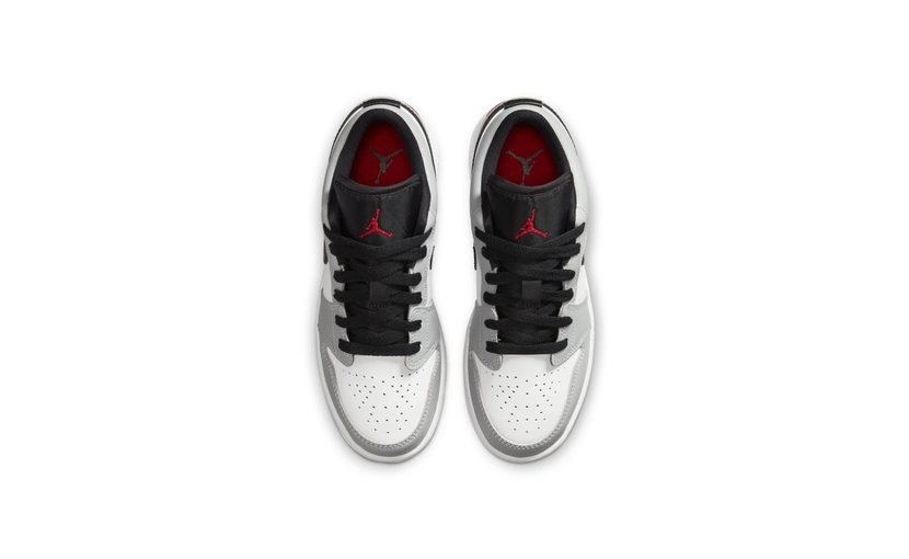 Jordan Air Jordan 1 Low 'Light Smoke Grey' (GS)