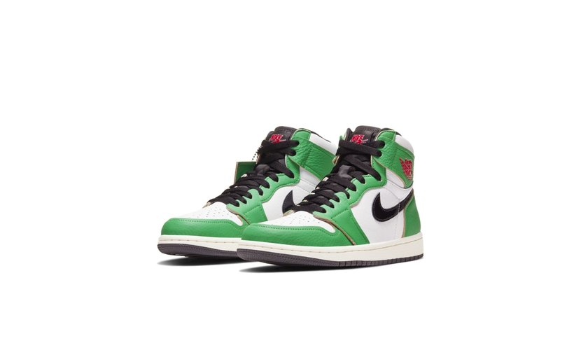 Jordan Air Jordan 1 High 'Lucky Green' (W)