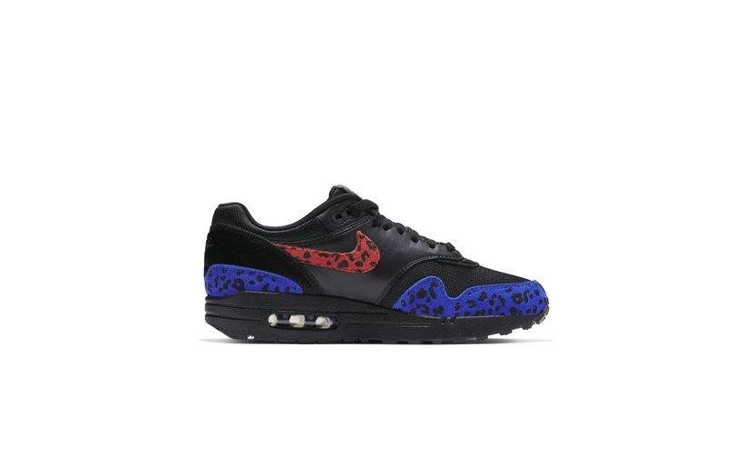 Nike Air Max 1 'Black Leopard' (W)
