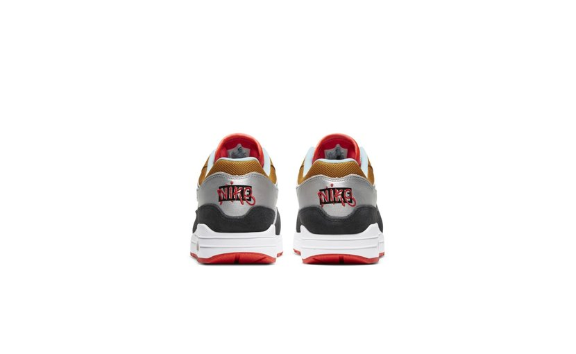 Nike Air Max 1 'Graffiti Logo'