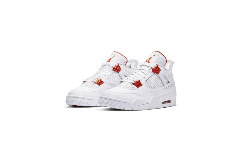 Jordan Air Jordan 4 'Metallic Orange'