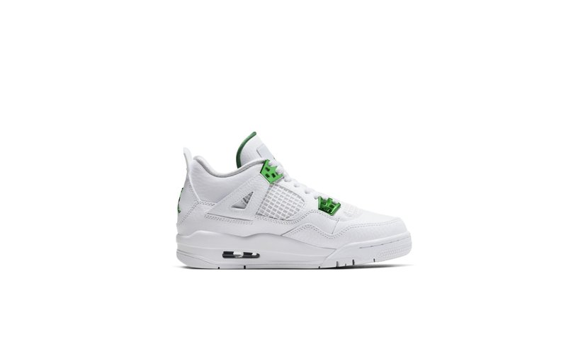Jordan Air Jordan 4 'Metallic Green' (GS)