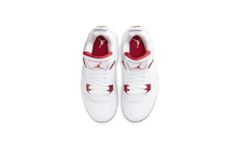 Jordan Air Jordan 4 'Metallic Red' (GS)