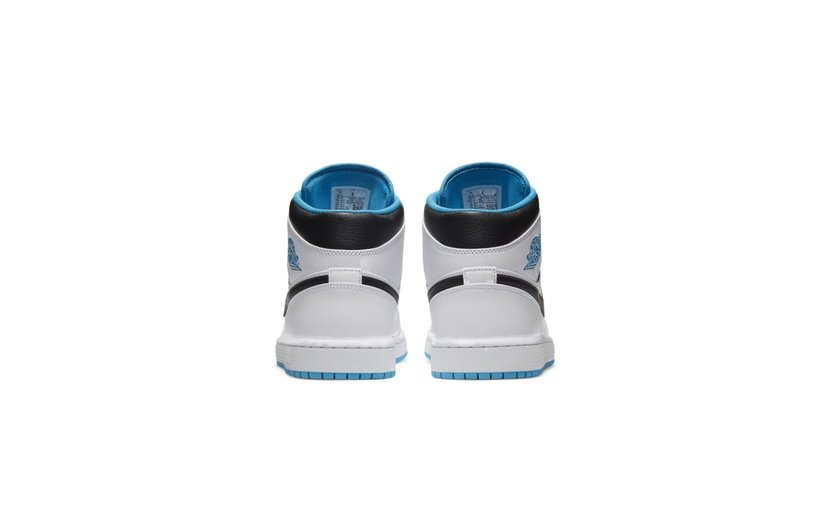 Jordan Air Jordan 1 Mid 'Laser Blue'