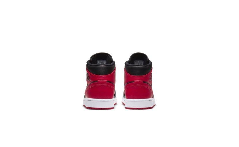 Jordan Air Jordan 1 Mid 'Banned' (2020)